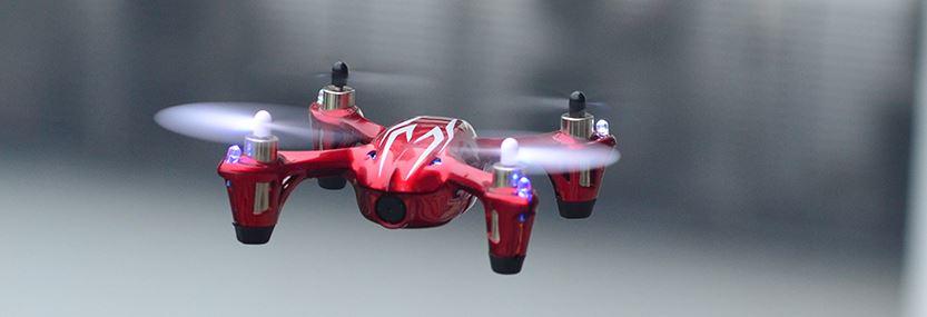 Recomendaciones de AESA para el uso lúdico de Drones